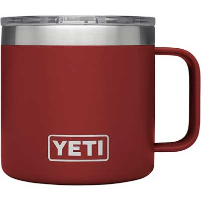 red mug product image