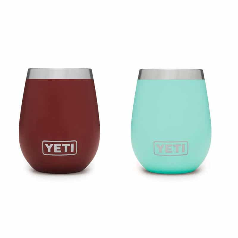 two insulated wine glasses product image